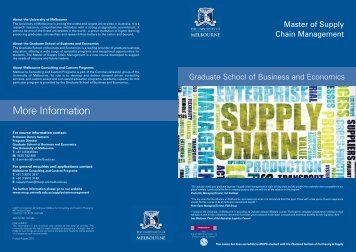 MU - Supply Chain Management flyer (Aug 09) v1:1