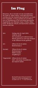 Über Lebenskunst - Reformierte Kirche St. Gallen Centrum - Seite 2