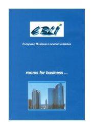 European Business Location Initiative