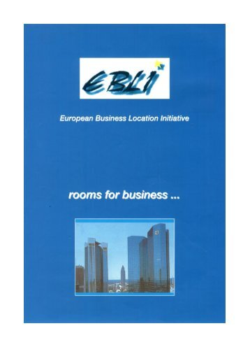 European Business Location Initiative
