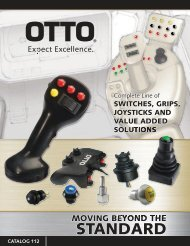 Otto Catalogue 2013 - Nexus Components
