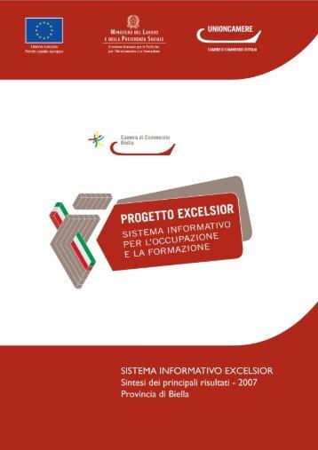 Sistema Informativo Excelsior - Camera di Commercio