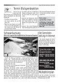 NEUES AUS DER GEMEINDE NEUES AUS DER ... - Gemeinde Eben - Page 4