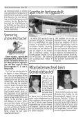 NEUES AUS DER GEMEINDE NEUES AUS DER ... - Gemeinde Eben - Page 7