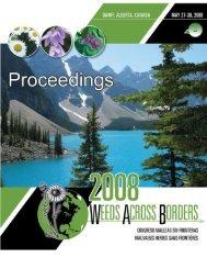 E - Alberta Invasive Plants Council