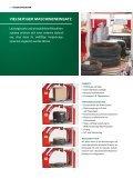 Verpackungsmaschinen für Reifen, Räder und Kartons - FEV - Seite 4