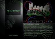 MEDIZINTECHNIK - FG-Elektronik GmbH