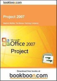 Project 2007 Language English Format: PDF Price - Tutorsindia