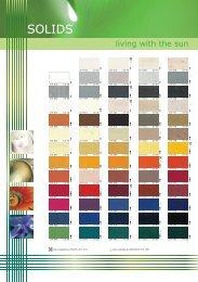 May Color Chart (PDF)