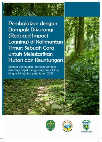 (Reduced Impact Logging) di Kalimantan Timur - Forest Climate ...