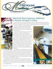 June - Metrolink