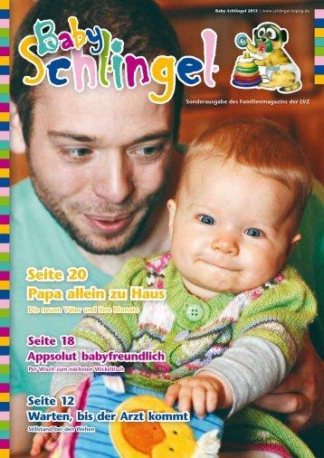 Baby-Schlingel 2013 als PDF-Download!