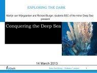 Conquering the Deep Sea - Kivi Niria