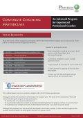Corporate Coaching Masterclass - Progress-U - Page 2