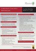 Corporate Coaching Masterclass - Progress-U - Page 3