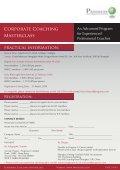 Corporate Coaching Masterclass - Progress-U - Page 5