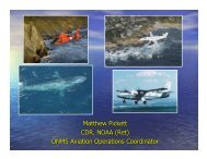ONMS Aviation Operations Coordinator - Gulf of the Farallones ...