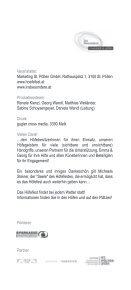 Download Programmheft - Insbesondere Innenstadt St. Pölten - Seite 2