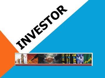 Informasi tentang aspek fundamental perusahaan