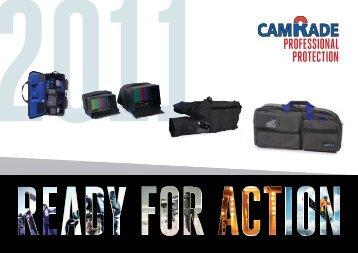 camRade product catalogue 2011 - idx
