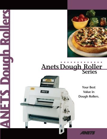 Anets Dough Roller