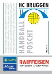 Juni 2012 - HC Bruggen