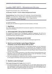 Protokoll LAG-Sitzung 12.04.2011 (pdf 0,16 MB) - Uelzen