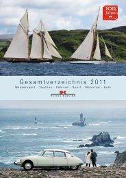 Gesamtverzeichnis 2011