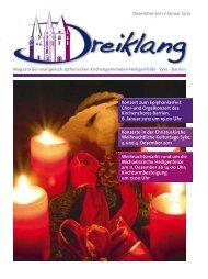 Dreiklang - Kirche in Syke