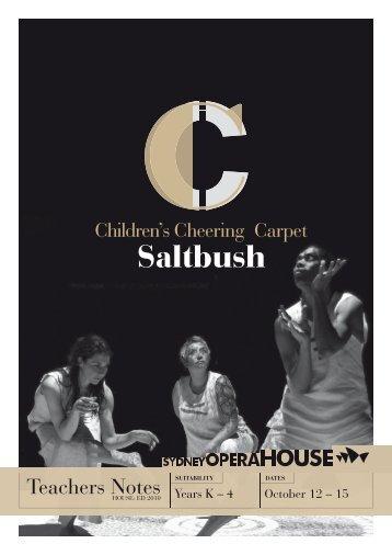 Saltbush - Sydney Opera House