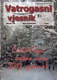 ISSN 1331 - 7652 Zagreb, 20. prosinca 2011. 12 / 2011.