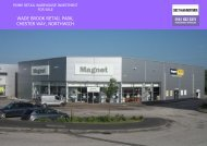 prime retail warehouse investment for sale - Cheetham & Mortimer