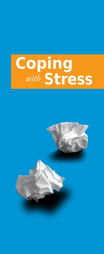 Coping Stress