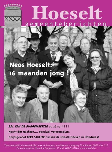 februari - Hoeselt.Be