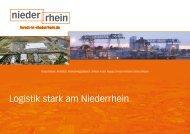 Download Logistik stark am Niederrhein (D) - invest-in-niederrhein.de
