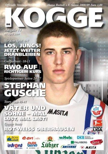 kogge - FC Hansa Rostock