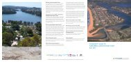 information brochure - Pittwater Council - NSW Government