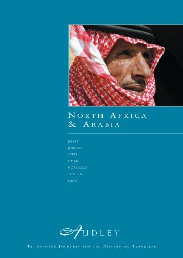 & A RABIA - Audley Travel
