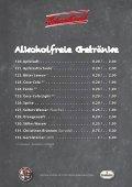 Getränkekarte - Schmalbauch - Seite 4