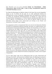 Eine Rezension von ist in der Zeitschrift Studien zur Deutschkunde ...