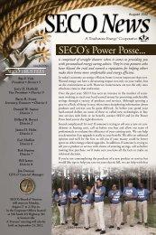 SECO's Power Posse... - SECO Energy