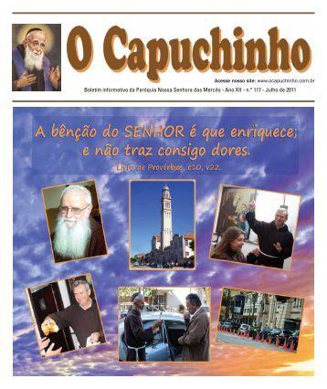 Julho de 2011 - Paróquia Nossa Senhora das Mercês