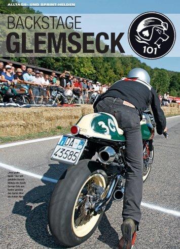 BACKSTAGE - Glemseck101