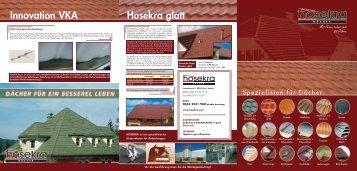 Innovation VKA Hosekra glatt