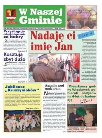 W Naszej Gminie - Gmina Włocławek