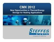 Presentation Download - CMX·CIPHEX Show