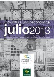 Informe julio 2013 - Confederación Canaria de Empresarios