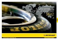 download PDF - Dunlop Motorsport