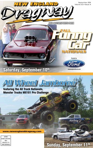 All Wheel Jamboree - New England Dragway