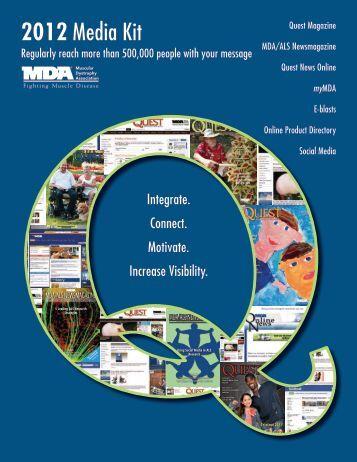 2012 Media Kit - Quest Magazine Online